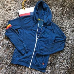 aviator nation hoodie sweatshirt